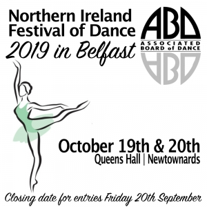 ABD Northern Ireland Festival of Dance 2019
